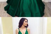 Emerland Green Dresses