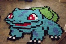 Pokemon Awesomeness / by Lesley Couch