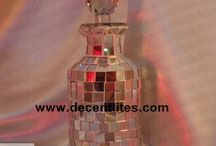 Mosaic Decanters