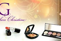 Gretchen Christine Cosmetics  / If you love make-up then you are going to love Gretchen Christine Cosmetics! www.gretchenchristine.com