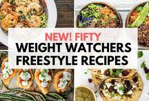 Weight Watcher Receipes