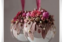 Modern Flowers  / A collection of architectural floral designs from around the world.