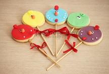 Galinha pintadinha cookies