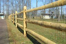 fence ideas / by Kirsten Becker