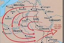1.verdenskrig 8A MKF / Her arbejder 8a på Midtjyllands kristne Friskole med 1.verdenskrig
