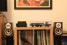 vinyl at home