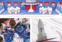 Party | Buzz Lightyear Space Ideas / by Jessica |OhSoPrintable|