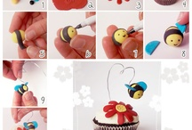 Tutorial for Cake Toppers and more.... / Tipps, tricks and more