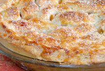 Pie - sweet & savory / by AnAiredaleAdventure