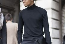 Men's fashion / Eclectic collection of