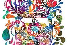 hippie ❤ dream❤ love