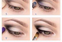 Maquiagens e  unhas