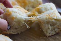 Homemade bread / by Audrey McKean
