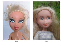 doll make over
