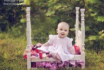 Baby Photography | Burlington NC Photographer, Greensboro Family Portrait Studio / www.melissatreenphotography.com/blog