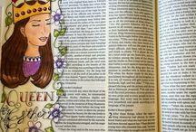 Bible Journaling - Esther