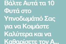 ΦΥΤΑ ΥΠΝΟΔΩΜΑΤΙΟ