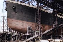 Titanic / by Violet Brandt