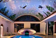 Dream houses / destinations