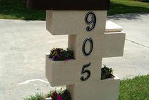 Letterboxes-Bessel blocks