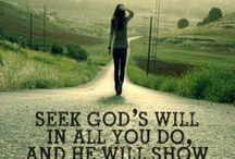 Seeking Gods Face