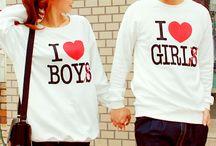I ♥ Boy I ♥ Girl