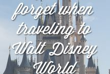 Places: Disney World
