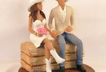 Polymer Clay wedding