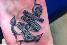 Tattoos / by Brittany Finchum