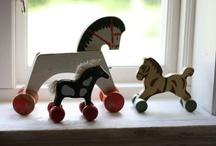 houten paardjes