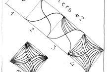 Zentangle Tutorials
