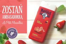 Le Petit Marseillais / #truskawkowylpm  #twojachwilalpm  #ambasadorkaLPM