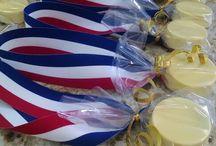 pão de mel olímpico