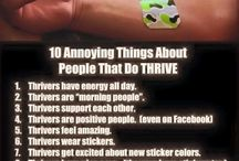 Thrivers Gonna Thrive