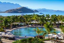 Hotels in Loreto | Hoteles en Loreto / by Visit Baja California Sur