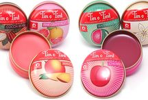 Tin o' Tint / Brought to you by Miners Cosmetics, this award winning range of lip balms is made up of 7 delicious shades. With an added moisturizing formulation, lips are left feeling soft and smooth with a hint of gorgeous colour.