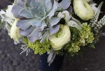 Flowers / Wedding flower ideas