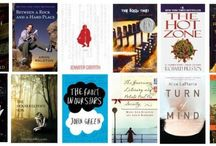 books to read / by Emily Vester