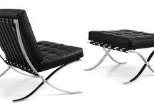Ludwig Mies Van Der Rohe / Barcelona chair