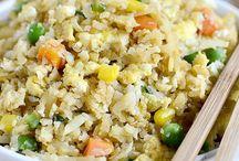 Meals for veganising