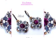 Beadwork - by Eva Dobos - deEva