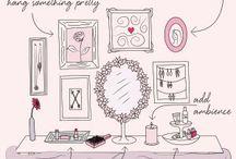 Girly Day - 6 / - campagna fashion/vintage - campagna letto - campagna girly scandi dall'estero - campagna specchi