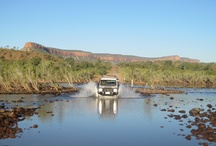 Travelling the Gibb River Road, Kimberley / A journey along the Gibb River Road in the Kimberley of Western Australia is one of the last true outback adventures.