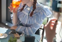 MJ C nice blouses