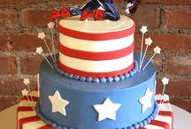 theme party - batman/captain america / by Emily Ligon