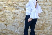Tops, camisas, blusas y bodys de fiesta By Mariquita Trasquilá