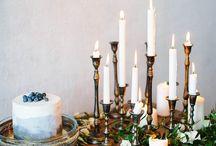 Velvet Wedding Decor Ideas