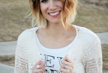 Short hair color / by Caitlyn Smith Gregory
