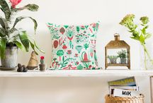 textile printed loveliness