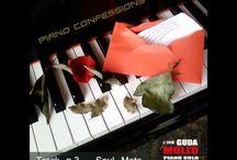 Guda Mollo - Piano Music / Composizioni musicali originali per pianoforte